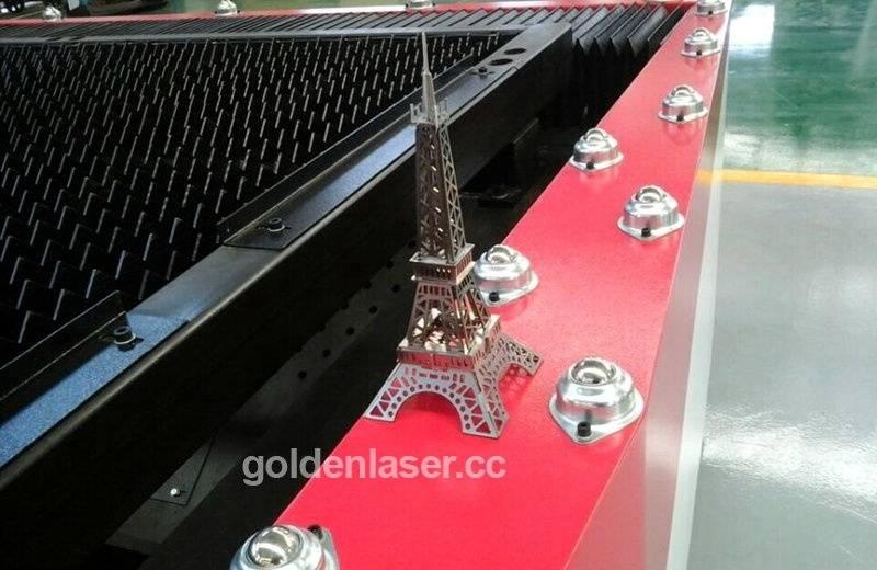 1000W IPG Fiber Laser Cutting Machine