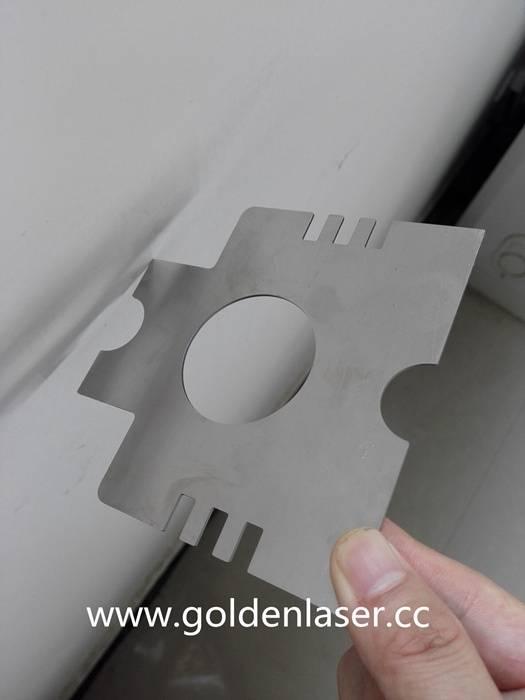 1000w fiber laser cutting 2mm stainless steel sheet 2