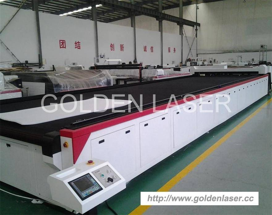 10m laser cutting machine