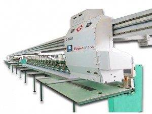 Bridge Laser Embroidery Machine