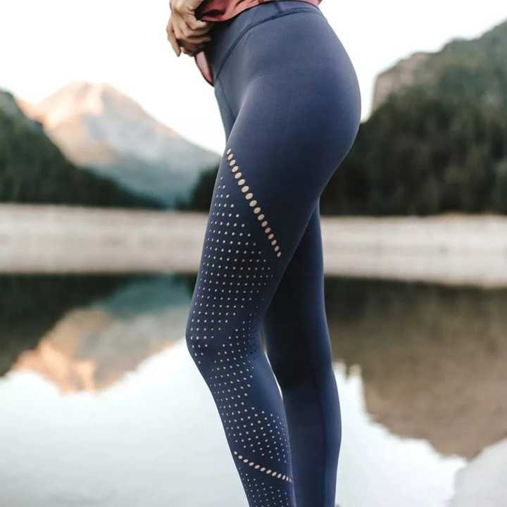 laser cutting workout clothes