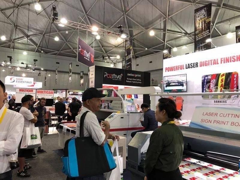2018 Visual Impact Sign & Digital Print Exhibition 5