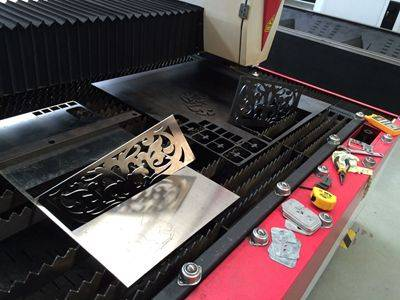 3mm SS 6mm CS laser cut 1000w
