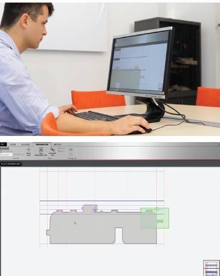 Advanced pre-production software
