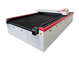 Auto Feeding Laser Cutter for Textile Fabric