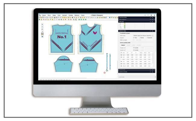 Design-GOLDEN Pattern Designer Software