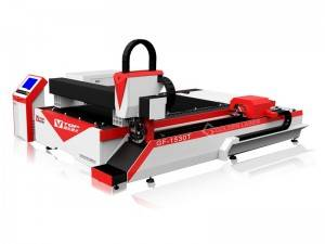 Dual CNC Fiber Laser Blikk og Rør / Pipe Cutting Machine