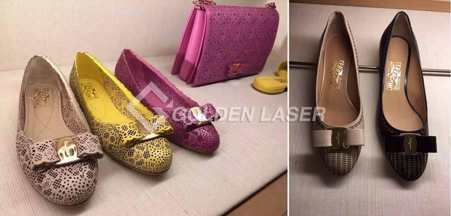 Ferragamo shoe_laser