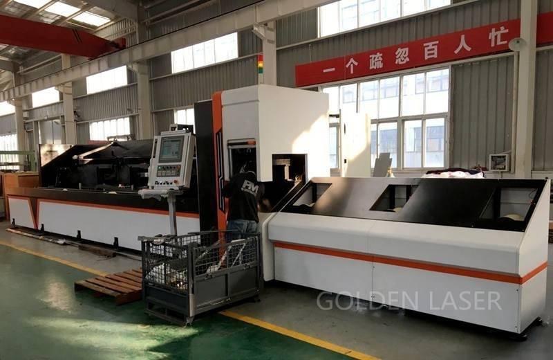Fibre Laser Tube Cutting Machine