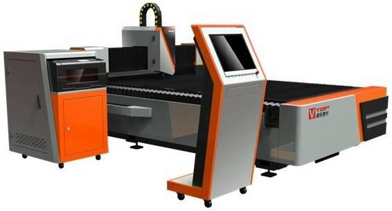 GF1530 fiber laser cutter