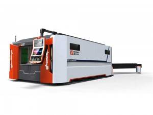 6000W 8000W Fiber Laser Machine Cutting