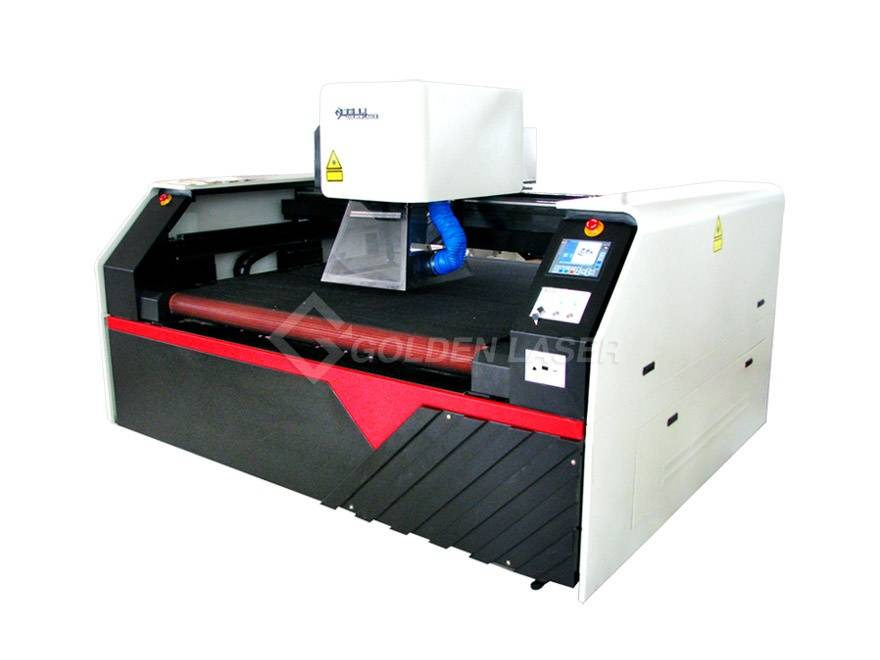 Galvanometer Laser Engraving Cutting Machine for Leather and