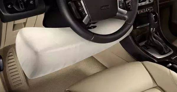 Knee airbag