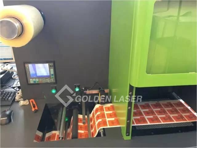 LC-230 high-speed laser die-cutting system
