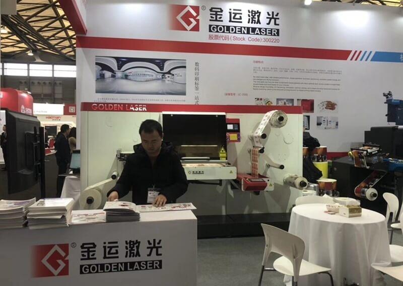 LC350 oznaka lasersko rezalna naprava bo premierno predstavljen na Labelexpo Aziji 2019