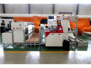 Lace Laser Cutting Machine Warp Lace