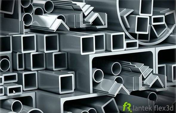 Lantek Flex3d supports pipe types
