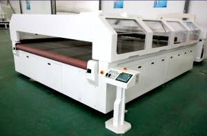 Laser Cutting Machine for Mattress Foam Fabrics