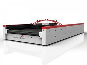 Laser Cutting Machine for Tent, Awning, Marquee, Canopy