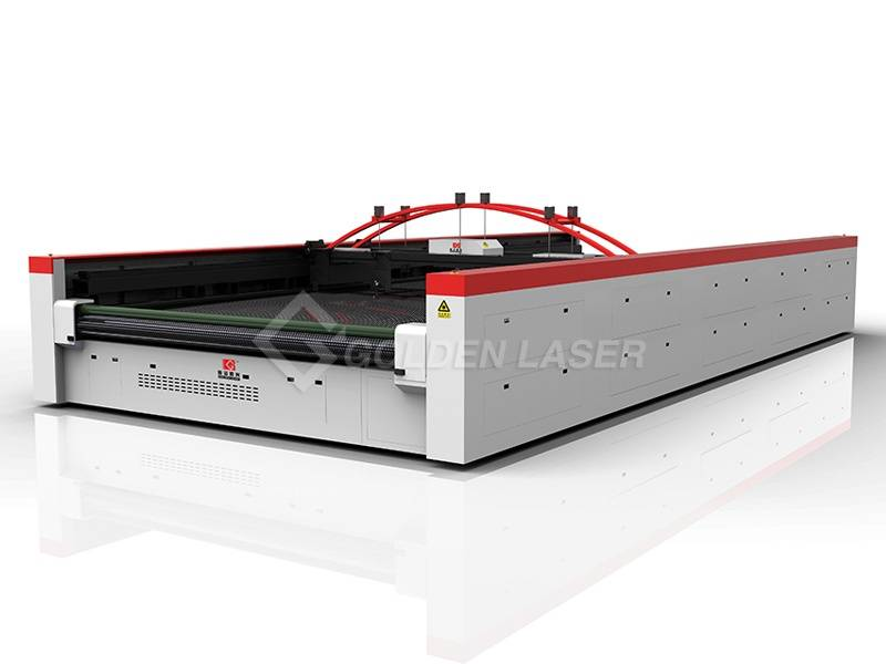 Laser Cutting Machine for Tent, Awning, Marquee