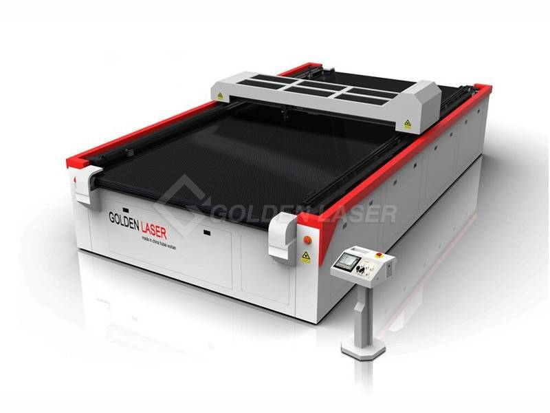Laser Cutting Vestuario for System