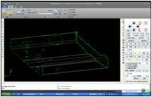 Professional 3D cutting software