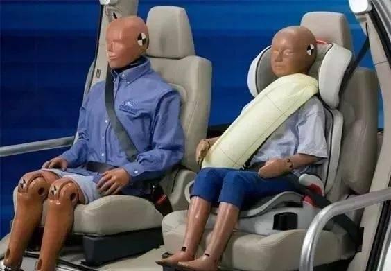Seat belt airbag