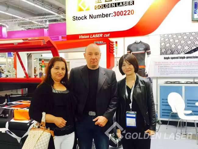 TEXPROCESS Messe Frankfurt 2017 4