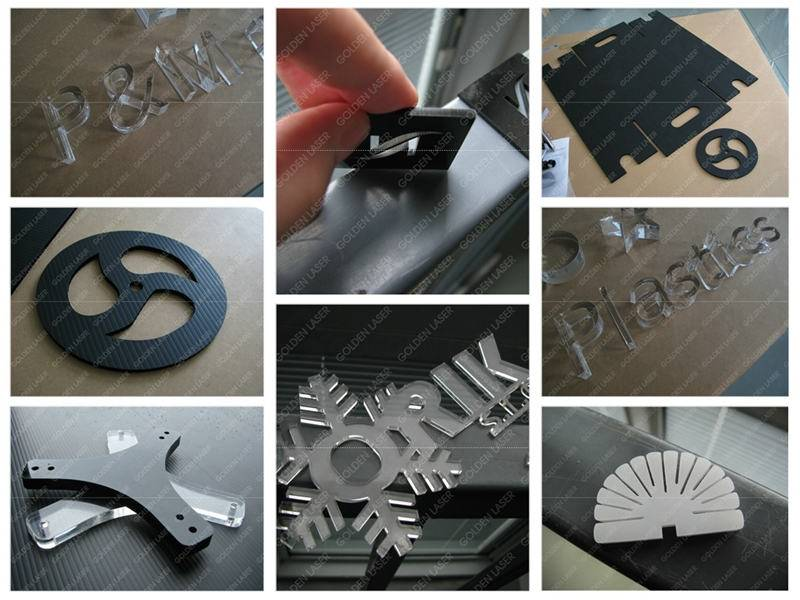 acrylic laser cutting samples
