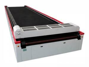 Aircraft Carpet Laser Cutting Machine