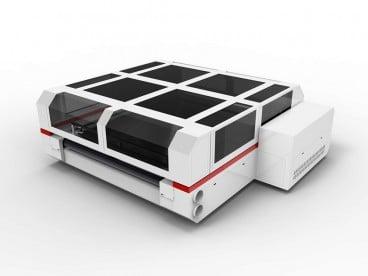 Ballistic Fabrics Laser Cutter for Aramid, UHMWPE, Kevlar, Cordura