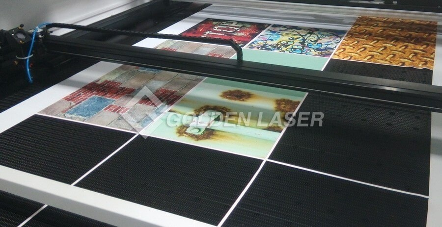laser cutting graphic arts