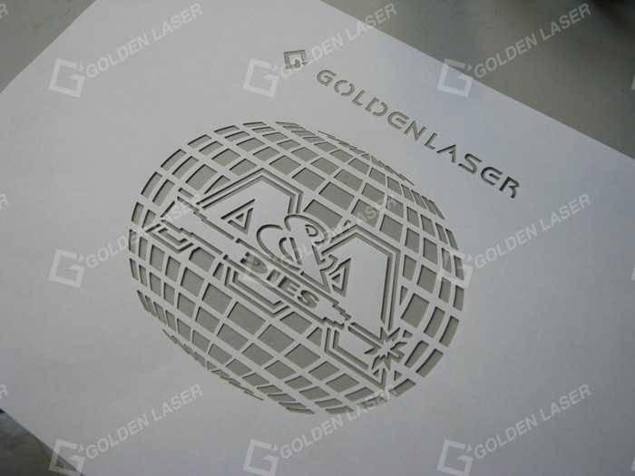 card paper laser cutting