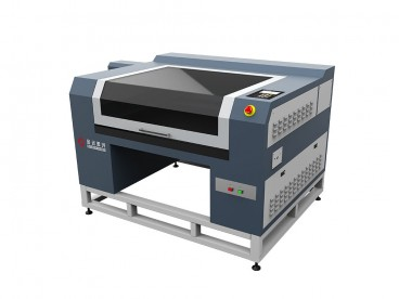 CCD Camera Laser Cutter for Woven Label and Embroidered Patches