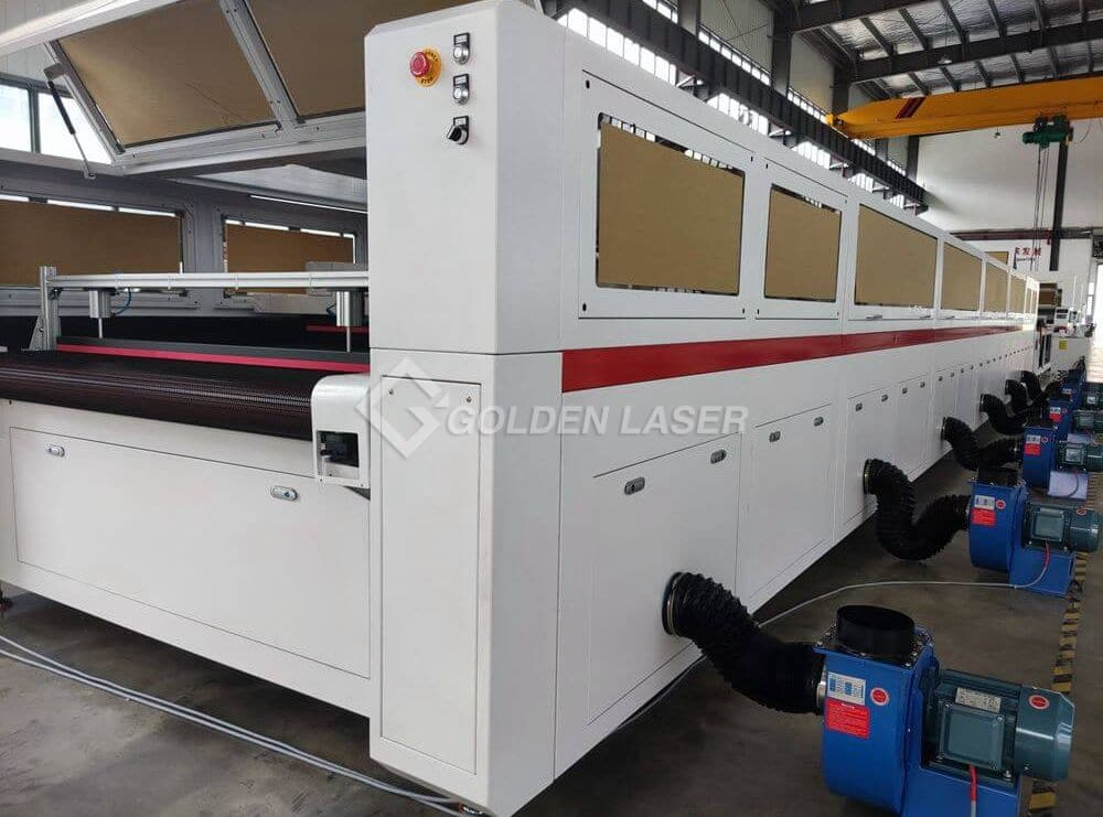 co2 laser cutter machine