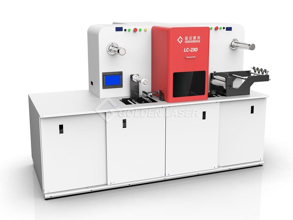 digital laser die cutter LC230
