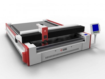 High Speed Industrial Textile Fabric Laser Cutting Machine
