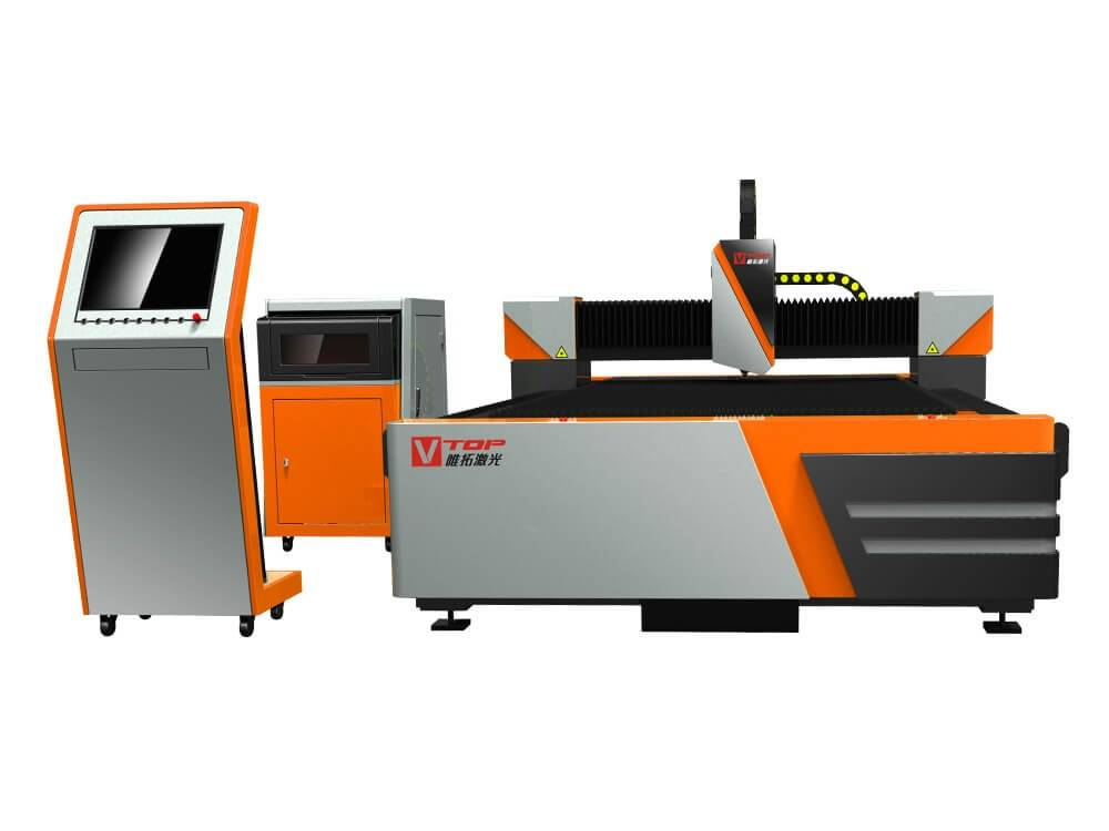 fiber laser cutting machine for metal GF1530