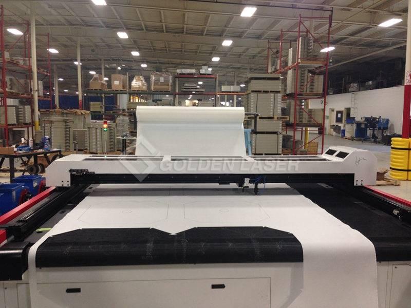 filter cloth laser cutting machine in El Salvador 2