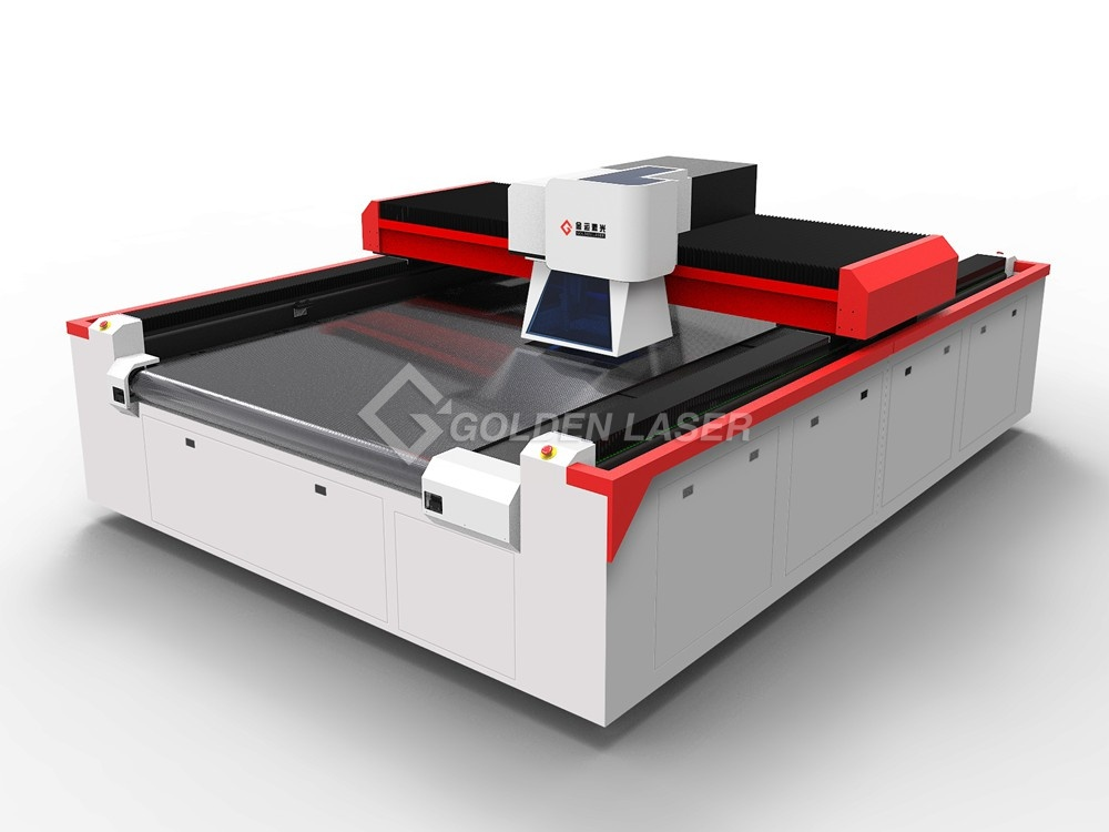 galvo laser cutting perforating machine for jerseys
