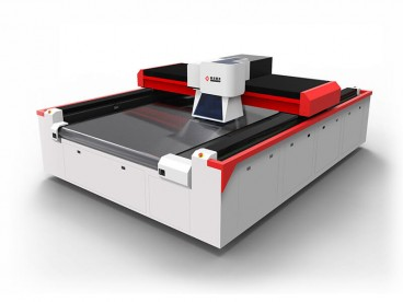 Galvanometer Laser Engraving Cutting Machine for Leather and Textile
