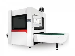 Maong Laser-ukit Machine