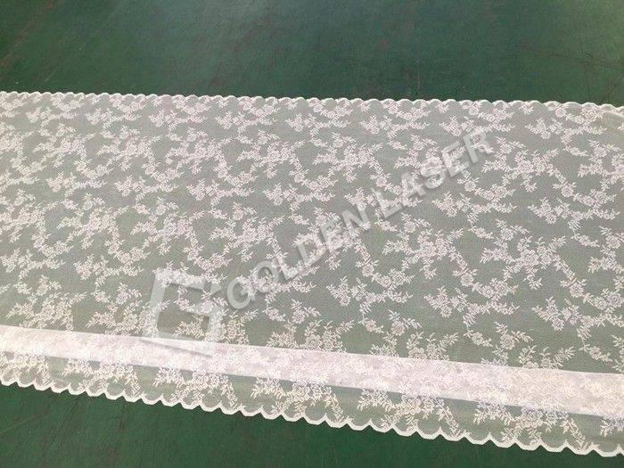 lace laser cutting machine testing 3