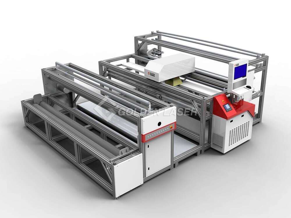 lace laser cutting machine