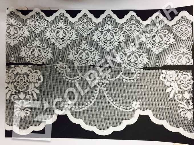 lace laser cutting