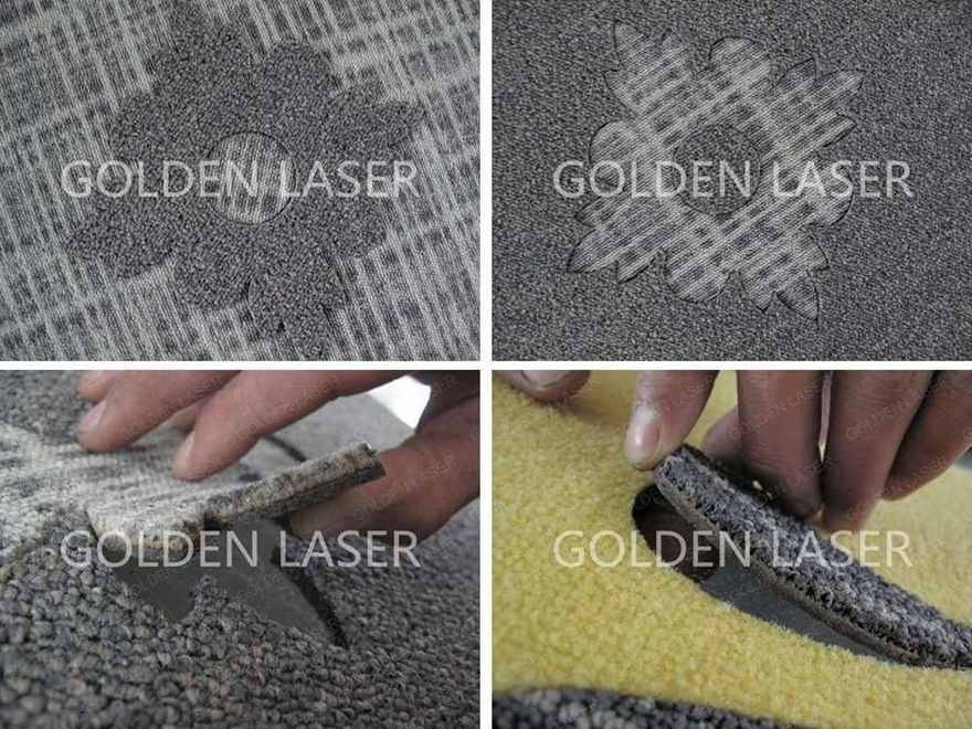 laser cut carpet sample 3 CJG-2101100LD