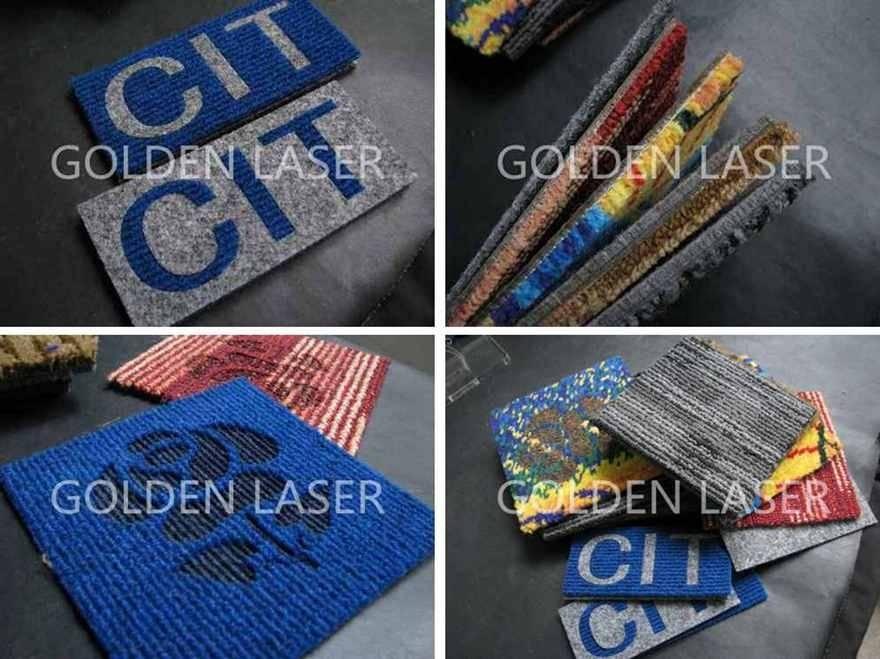 laser cut carpet sample 4 CJG-2101100LD
