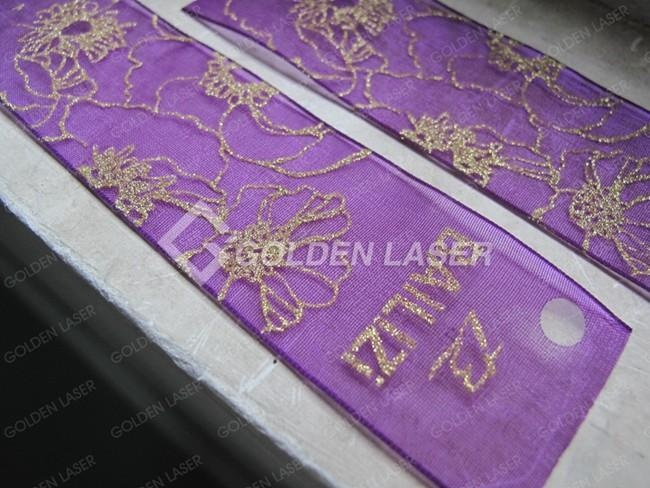 laser cut ribbon
