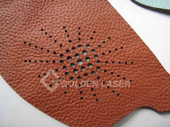 laser cutting and engraving leather