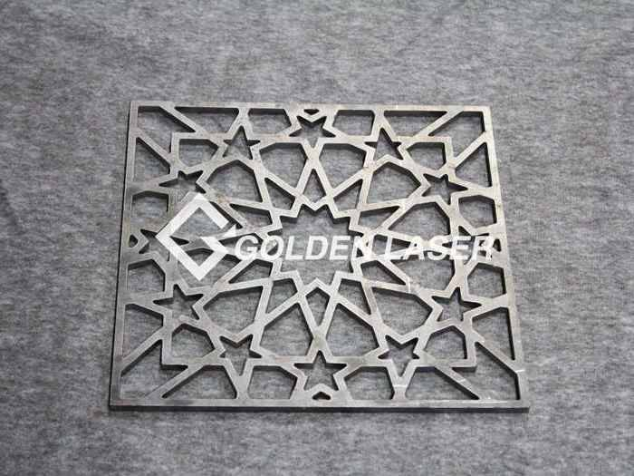 laser cutting carbon steel